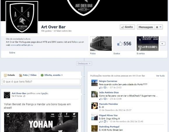 AOB Facebook